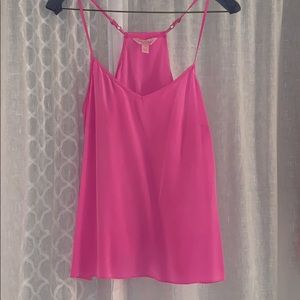 Lilly Pulitzer Silk Cami